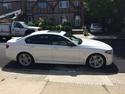 2014 BMW 5 Series lease in Forest Hills,NY - Swapalease.com