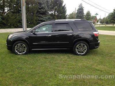 2011 GMC Acadia lease in Walbridge ,OH - Swapalease.com