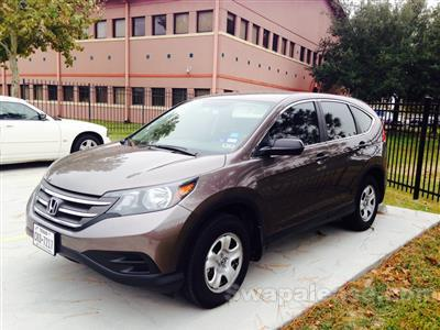 2013 Honda CR-V lease in Houston,TX - Swapalease.com
