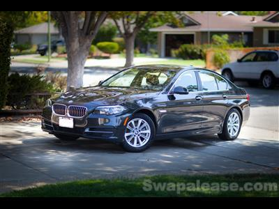 2014 BMW 5 Series lease in san jose,CA - Swapalease.com