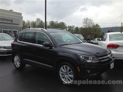 2013 Volkswagen Tiguan lease in Portland,OR - Swapalease.com