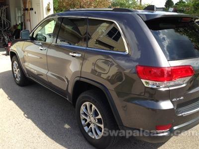 2014 Jeep Grand Cherokee lease in Boyne City,MI - Swapalease.com