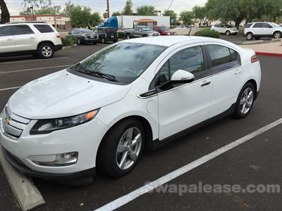 2013 Chevrolet Volt lease in Mesa,AZ - Swapalease.com