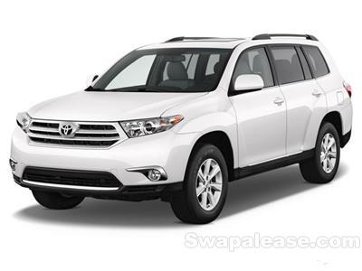 2013 Toyota Highlander lease in white plains,NY - Swapalease.com