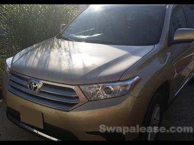 2013 Toyota Highlander lease in Frostburg,MD - Swapalease.com
