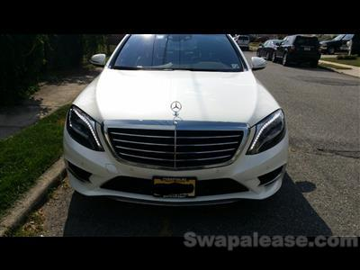2015 Mercedes-Benz S-Class lease in Saddle Brook,NJ - Swapalease.com