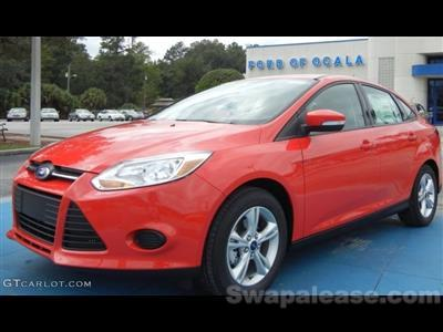 2013 Ford Focus lease in Detroit,MI - Swapalease.com
