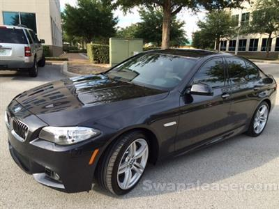 2014 BMW 5 Series lease in CLERMONT,FL - Swapalease.com