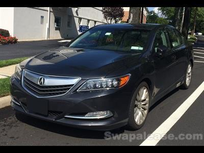 2014 Acura RLX lease in Manhasset,NY - Swapalease.com