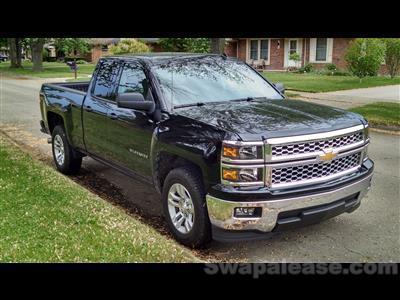 2014 Chevrolet Silverado 1500 lease in Harrison Township,MI - Swapalease.com