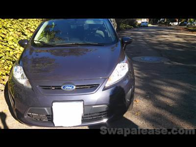 2013 Ford Fiesta lease in Sherman Oaks,CA - Swapalease.com