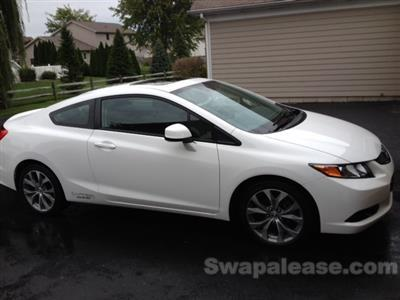 2012 Honda Civic lease in Toledo,OH - Swapalease.com
