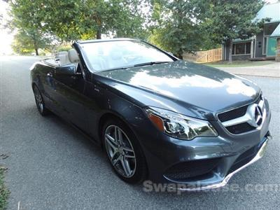 2014 Mercedes-Benz E-Class lease in Fayetteville,AR - Swapalease.com