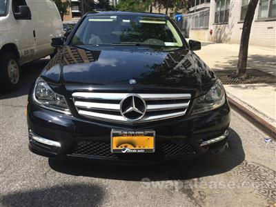 2013 Mercedes-Benz C-Class lease in Brooklyn,NY - Swapalease.com