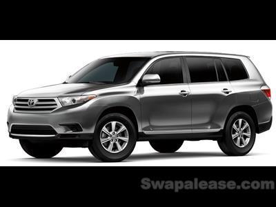 2013 Toyota Highlander lease in Lewisville,TX - Swapalease.com