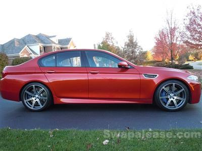 2014 BMW M5 lease in Lake Forest,IL - Swapalease.com