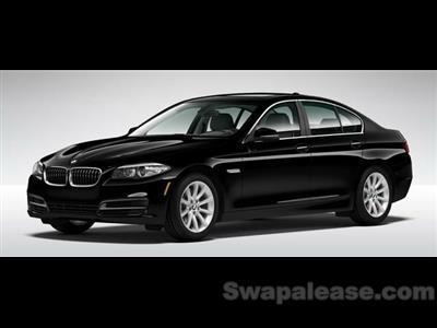 2014 BMW 5 Series lease in Cranford,NJ - Swapalease.com
