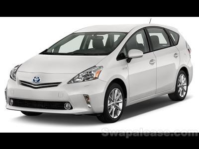2014 Toyota Prius v lease in Orange,CA - Swapalease.com