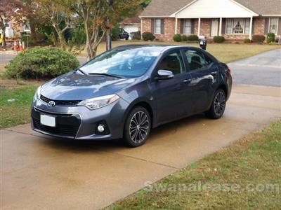 2014 Toyota Corolla lease in Chesapeake,VA - Swapalease.com
