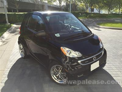 2013 smart fortwo lease in san francisco,CA - Swapalease.com