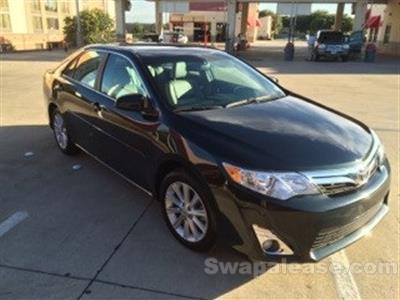2013 Toyota Camry lease in fort worth,TX - Swapalease.com