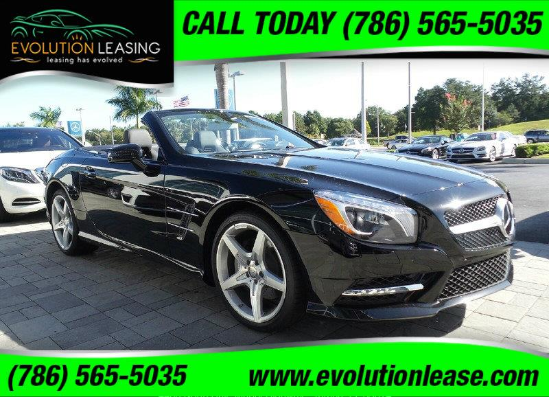 2017 mercedes benz sl roadster lease in north miami beach fl for Mercedes benz lease deals miami