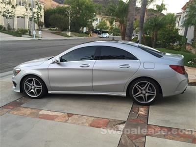 2014 Mercedes-Benz CLA-Class lease in West Hills,CA - Swapalease.com