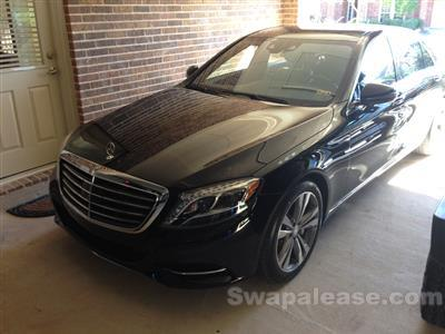 2014 Mercedes-Benz S-Class lease in Cypress,TX - Swapalease.com