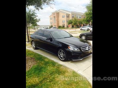 2014 Mercedes-Benz E-Class lease in Mckinny ,TX - Swapalease.com
