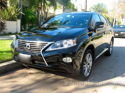 2013 Lexus RX 350 lease in Los Angeles,CA - Swapalease.com