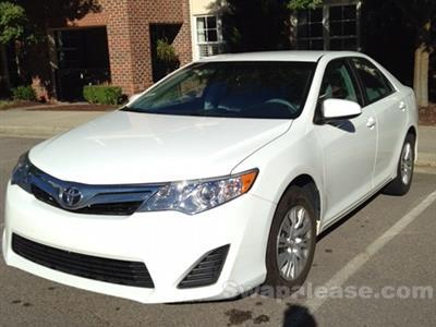 2013 Toyota Camry lease in Raleigh,NC - Swapalease.com