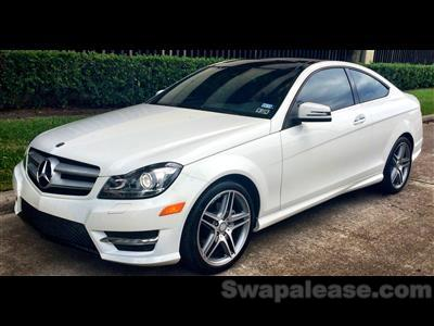 2013 Mercedes-Benz C-Class lease in Houston,TX - Swapalease.com