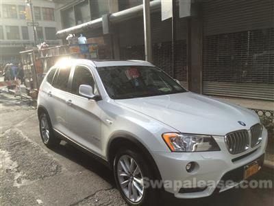 2014 BMW X3 lease in Flushing,NY - Swapalease.com