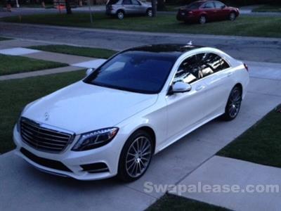 2014 Mercedes-Benz S-Class lease in Dearborn,MI - Swapalease.com