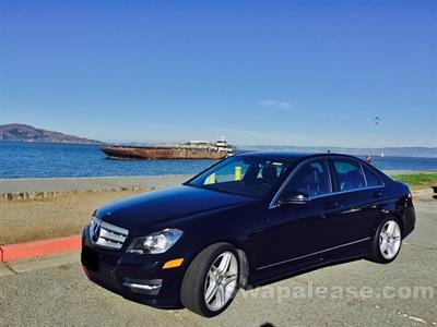 2013 Mercedes-Benz C-Class lease in san francisco,CA - Swapalease.com