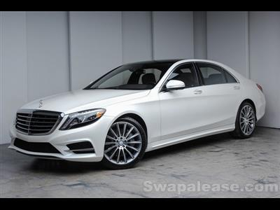 2015 Mercedes-Benz S-Class lease in Fort Lee,NJ - Swapalease.com