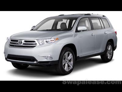 2013 Toyota Highlander lease in Venice,CA - Swapalease.com