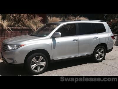 2013 Toyota Highlander lease in Venice,CA - Swapalease.com