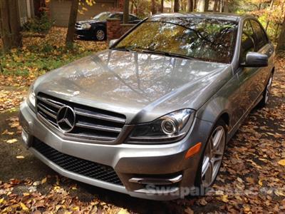 2014 Mercedes-Benz C-Class lease in Bingham Farms,MI - Swapalease.com