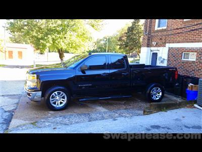 2014 Chevrolet Silverado 1500 lease in Clifton Heights,PA - Swapalease.com