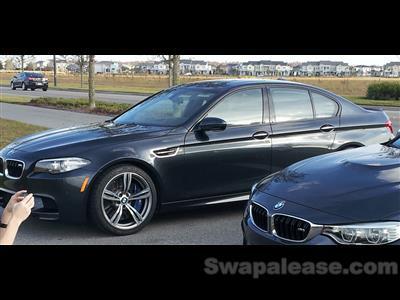 2014 BMW M5 lease in Orlando,FL - Swapalease.com