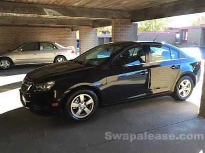 2014 Chevrolet Cruze lease in Kent,OH - Swapalease.com