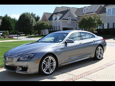 2013 BMW 6 Series lease in Raleigh,NC - Swapalease.com