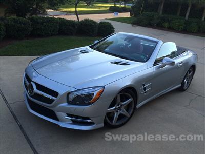 2013 Mercedes-Benz SL-Class lease in Pensacola,FL - Swapalease.com