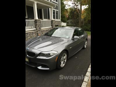 2013 BMW 5 Series lease in Tenafly,NJ - Swapalease.com