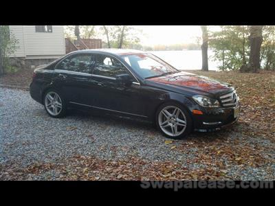 2013 Mercedes-Benz C-Class lease in Parsippany,NJ - Swapalease.com