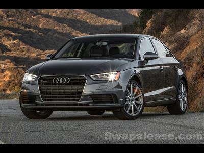2015 Audi A3 lease in Mclean,VA - Swapalease.com