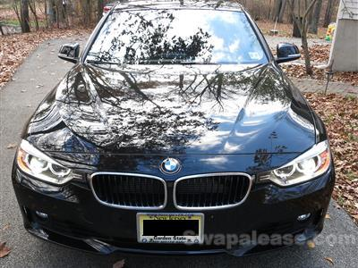 2013 BMW 3 Series lease in Sparta,NJ - Swapalease.com