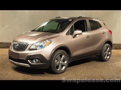 2013 Buick Encore lease in ,NJ - Swapalease.com