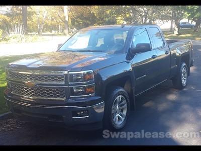 2014 Chevrolet Silverado 1500 lease in White Lake,MI - Swapalease.com